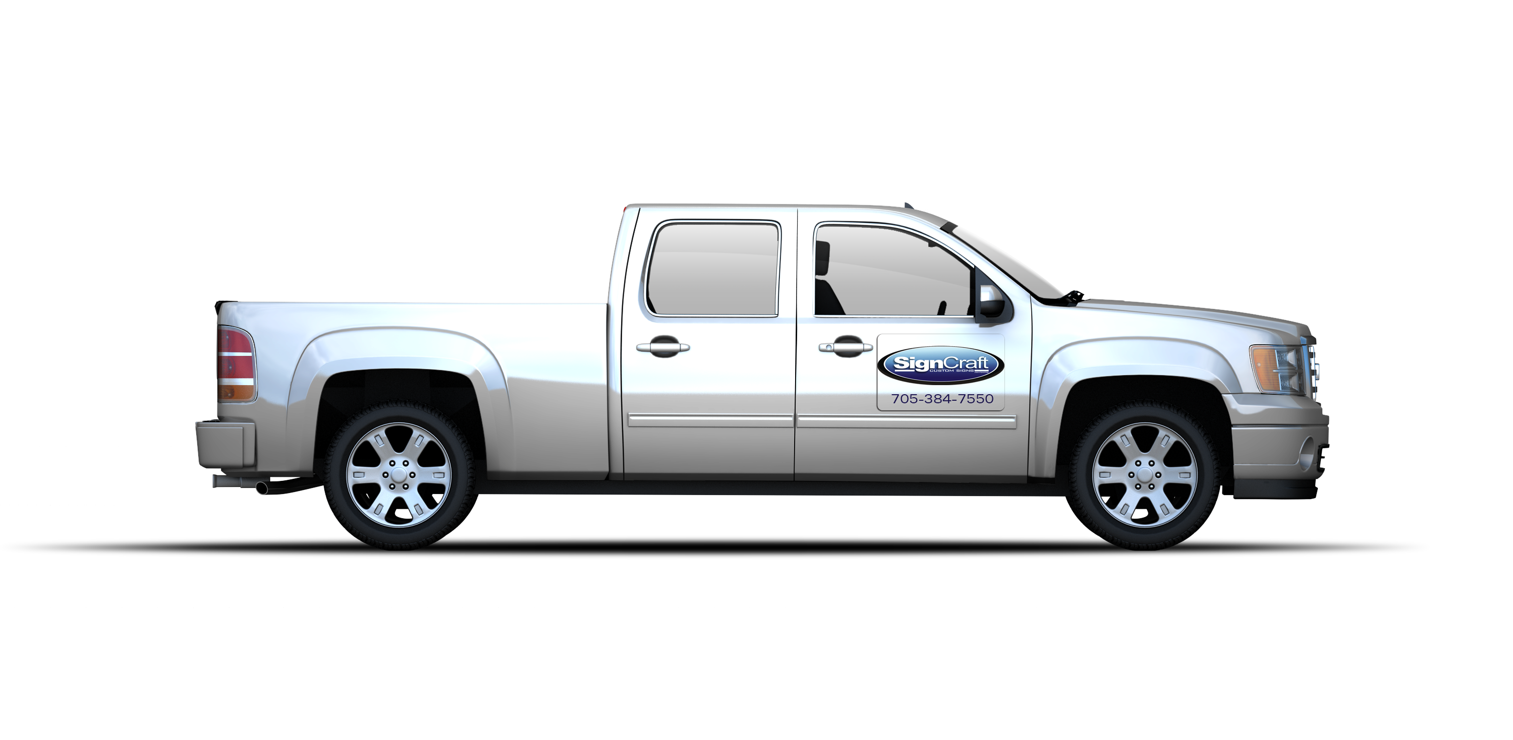 Vehicle Graphics Signcraft Huntsville Parry Sound